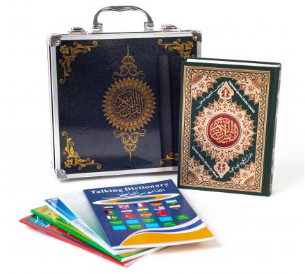 Коран ручка модель QM9200+