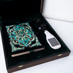 "Quran pen Model ""Heart of the World"""