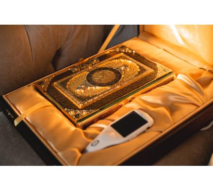 """Коран ручка модель """"Золотое сияние"""""""